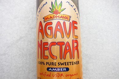 Is Agave Syrup Better?