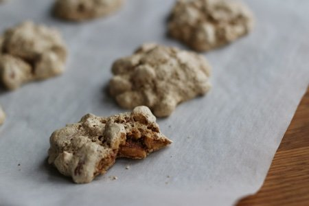 Light Almond Cookies
