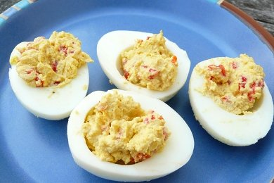 Angeled Eggs
