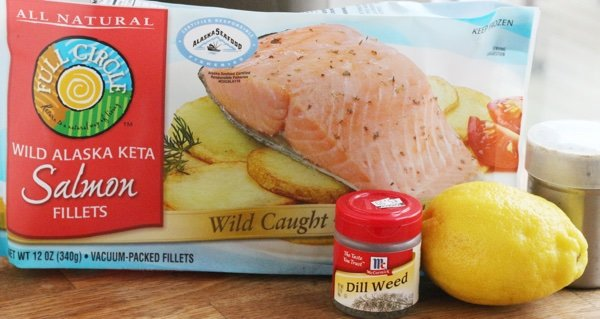 How to cook frozen salmon in the oven for Does frozen fish go bad
