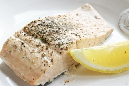 How to Cook Salmon from Frozen Without Thawing in the Oven