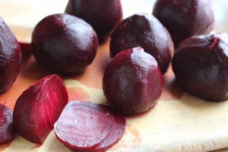 How to Roast Whole Beets