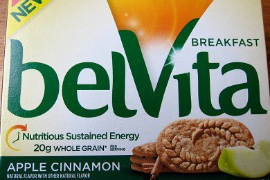 Belvita Breakfast Biscuit Review