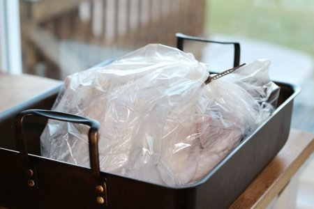 Turkey Roasted in Oven Bag