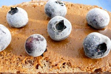 Berries on Toast