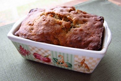 Low Calorie Banana Bread
