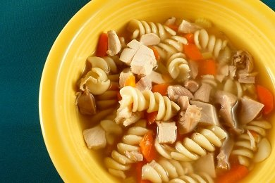 Comfort Food Chicken Soup