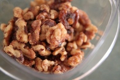 Cinnamon Sugar Walnuts Recipe