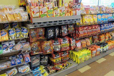 Top Ten Healthy Convenience Store Snacks 