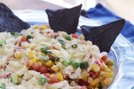 Salsa Corn Dip