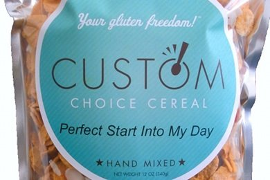 Custom Choice Cereal Winner