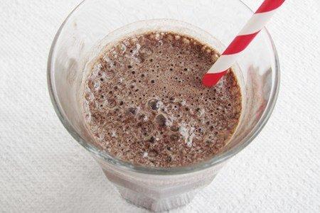 Dark Chocolate Smoothie