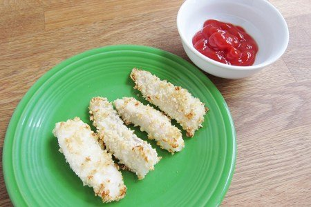 Picky Eater Fish Sticks