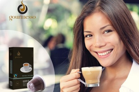 Gourmesso Coffee Capsules