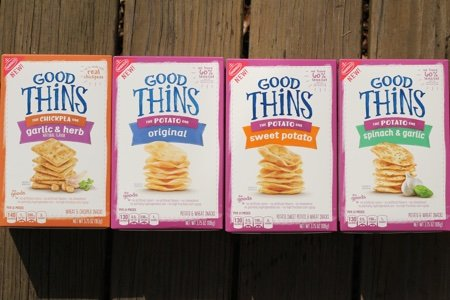 GOOD Thins Snacks