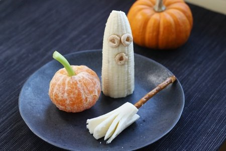 Healthy Hhalloween Food