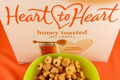 Heart To Heart Cereal