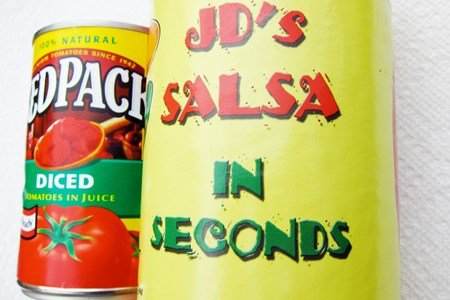 JD&#39;s Salsa Review