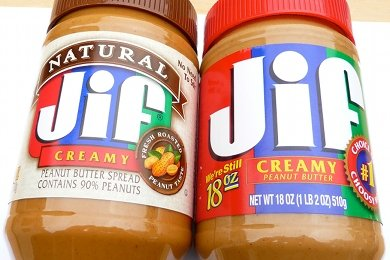 Natural Jif: What's The Dif?