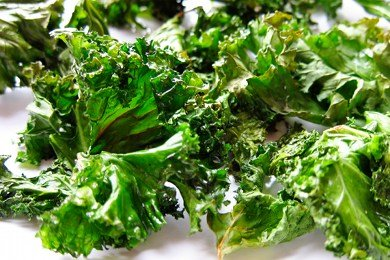 Kale Chips: The Legend Continues