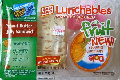 Lunchables Review