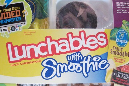 Lunchables 2013