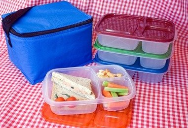 BPA-Free Lunch Box