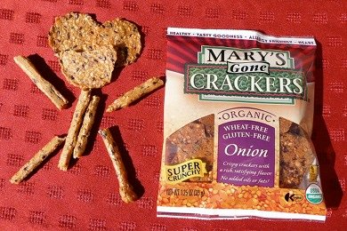 Mary&#39;s Gone Crackers