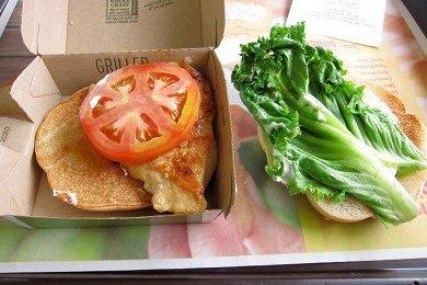 McDonald's Chicken Sandwich Review