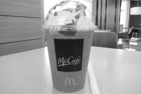 McDonalds Chocolate Strawberry Frappe Nutrition Facts
