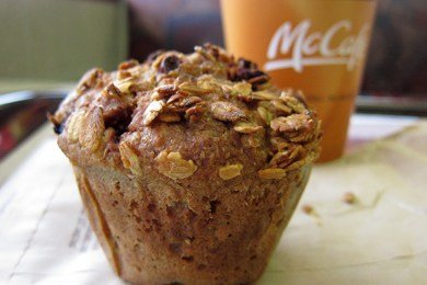 McDonalds Blueberry Muffin Nutrition Information