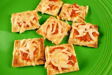 Mini Mini Pizzas