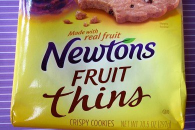 Newtons Fruit Thins