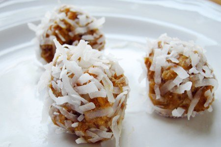 No Bake Lemon Balls Recipe