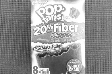 High Fiber Pop Tarts