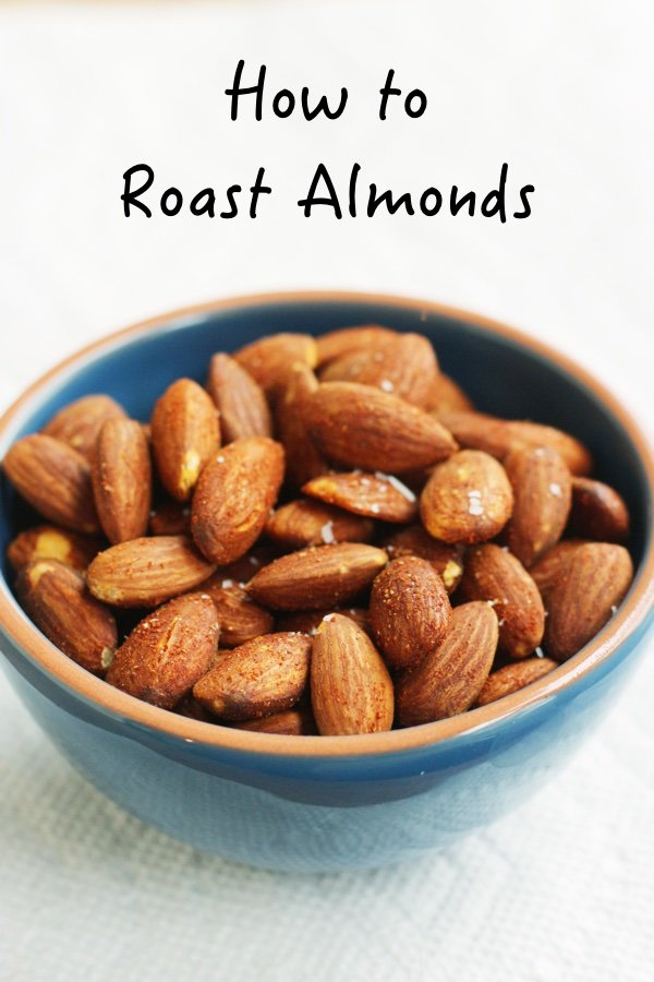 how to make roasted nuts