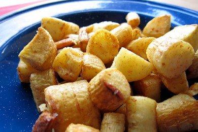 Honey Mustard Parsnip Recipe