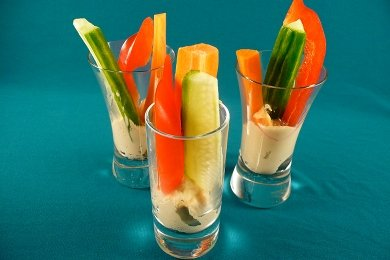 Veggie Shots