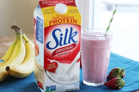 Silk Post-Workout Smoothie