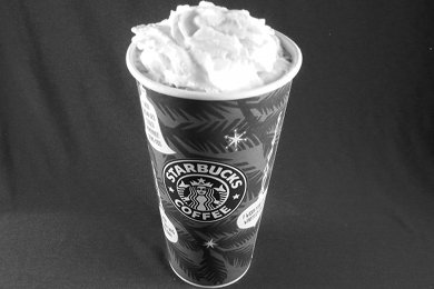 Starbucks White Hot Chocolate