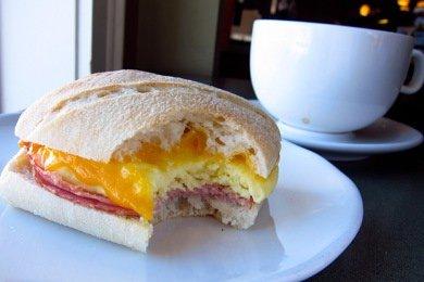 Starbucks Breakfast Sandwich Review
