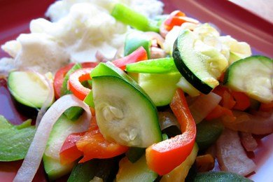 Vegetables For Breakfast