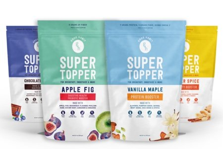 Super Toppers Giveaway