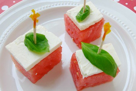 Watermelon Appetizer Recipe