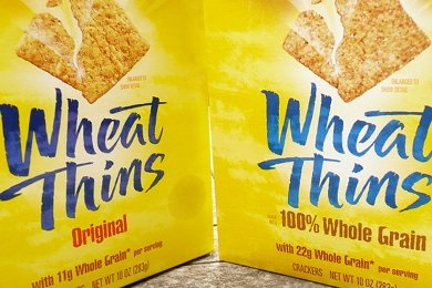 Whole Grain vs Original Wheat Thins